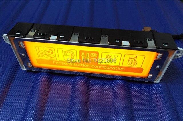 12pin amarillo Monitor de pantalla Dual USB-zona aire acondicionado Bluetooth para Peugeot 407 Peugeot 408, 307 Sega triunfo C5