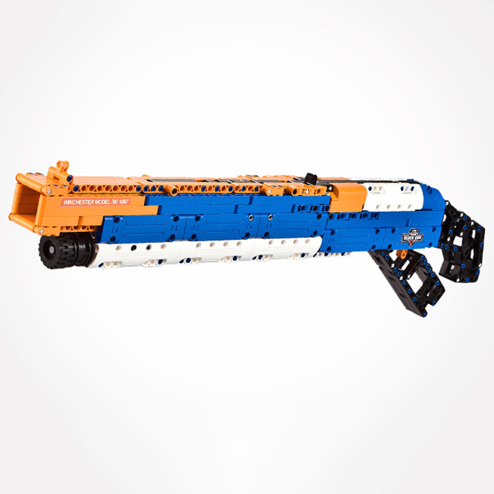 ak47 toy gun toy  gun model 98k gun building blocks bricks educational toys for children boys 4