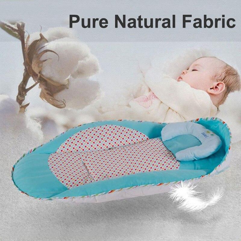 Intelligent électrique bébé berceau ensemble de lit pliable puériculture confortable dormeur voyage couffin lit bébé confort Intelligent bébé berceau lit - 2
