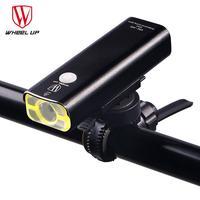Weimostar USB Lade Fahrrad Licht Vorne Radfahren Led Radfahren Vorder Licht Taschenlampe Scheinwerfer Fahrrad Zubehör