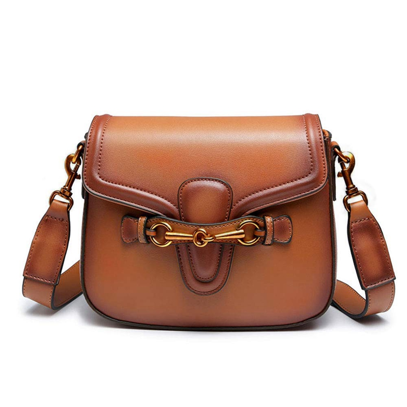 Shoulder Bag For Women Fashion Retro Crossbody Handbag Saddle BagShoulder Bag For Women Fashion Retro Crossbody Handbag Saddle Bag