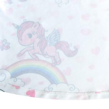 Unicorn Rainbow Long sleeve Dress