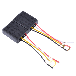 Image 3 - Mayitr 2pcs AC 100 240V 3 Way Touch Sensor Switch Desk light Parts Touch Control Sensor Dimmer For Bulbs Lamp Switch