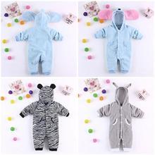 Baby Kid Toddler Boys Girls Animal Onesie Bodysuit Jumpsuit Fancy Costume YJS Dropship