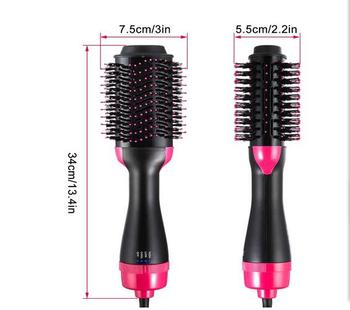 Hair Dryer and Volumiser Brush