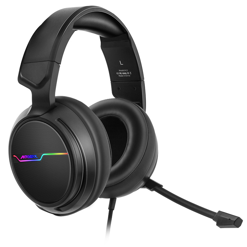 Xiberia V20U Pc Gamer Headset Usb 7.1 Surround Sound Gaming Headphones With Microphone