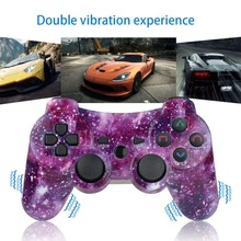 Surprise price Bluetooth Controller For SONY PS3 Gamepad For Play Station 3 Wireless Joystick for ps 3 PC SIXAXIS Controle bluetooth controller for switch for sony ps3 gamepad for android phone wireless joystick for pc 6 sixaxis control