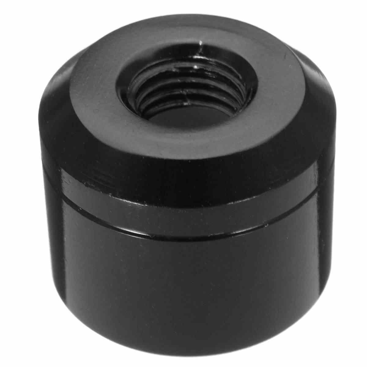 M10x1.25 M12X1.25 adaptador de palanca de cambios de bloqueo inverso para palanca de cambios para accesorios manuales