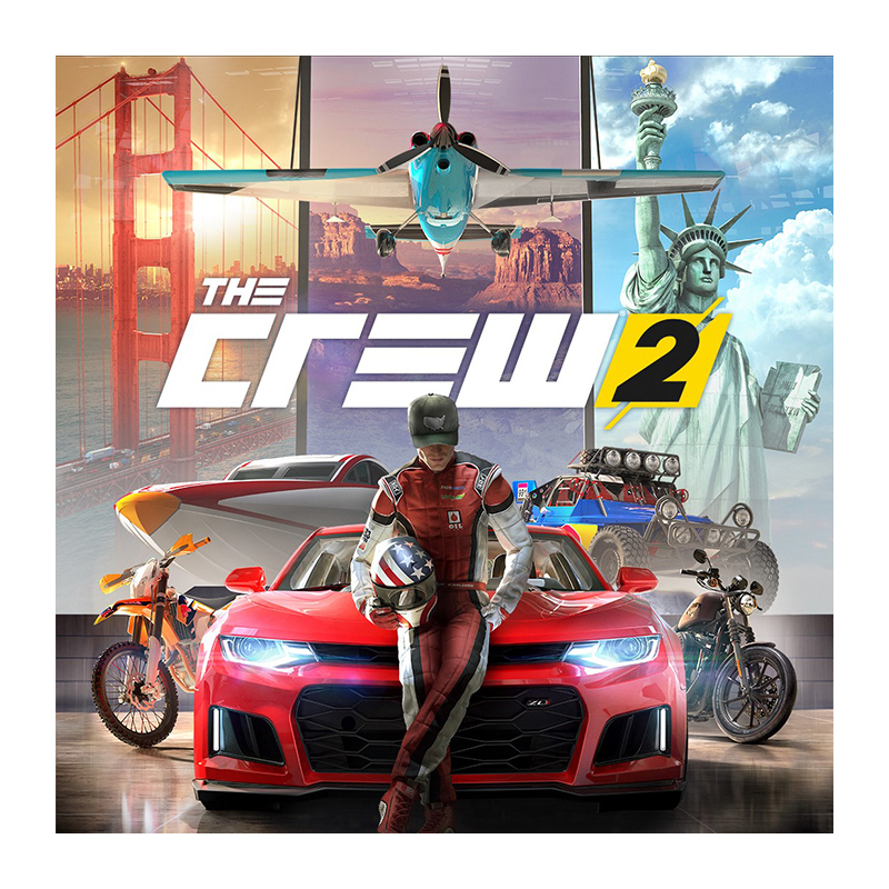 Game Deals PlayStation The Crew 2 Consumer Electronics Games & Accessories game deals playstation uncharted nathan drake consumer electronics games