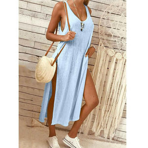 WANGSCANIS Women Summer Long Ladies Party Beach Dress