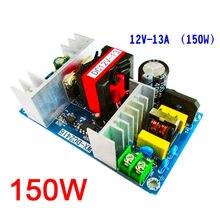 150W AC DC konwerter AC 110V 120V 220V 240V do 12V 14A przełączanie płyta zasilająca izolowana listwa zasilająca