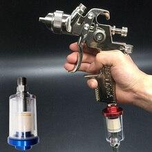 """1/"""" пластиковый мини-линейный воздушный фильтр, инструмент для увлажнения краски, пистолет-распылитель, части сепаратора, водоотводное масло"""