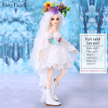 Fairyland Minifee Rendia FairyLine BJD Dolls 1/4 Model Girls Boys Eyes MSD Resin Littlemonica Dollmore Luts Toys Shop