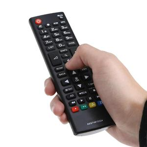 Image 3 - Smart Wireless Remote Control ABS Replacement 433 MHz Television Remote Universal for LG AKB74915324 LED LCD TV Controller Black