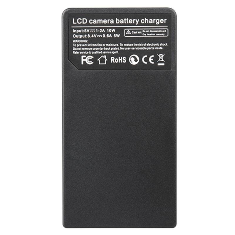ЖК-дисплей Зарядное устройство для Cannon BP-511 BP-511A и EO aeS 5D 10D 20D 30D 40D 50D Digital Rebel 1D D60 300D D30 поцелуй G5 Pro 1 G2 G
