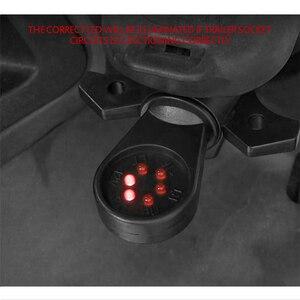 Image 5 - 7 RV ostrze okablowania Tester obwodów hak przyczepy złącze LED wtyczka okrągły