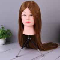 Парикмахерская форма головы стент протез кукла манекен голова волосы Обучение косметологический манекен Стрижка волос стиль головы штати...