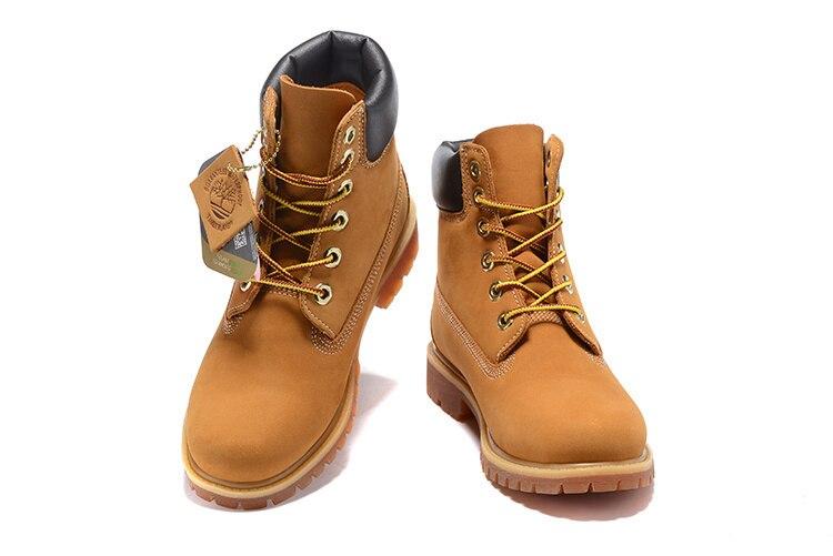 D'hiver Plein Femmes Bottes 10361 Timberland Jaune Chaussures Air Étanche Blé Cheville Chaudes Cuir En D'origine Véritable 100 Femme xwAqAYUF