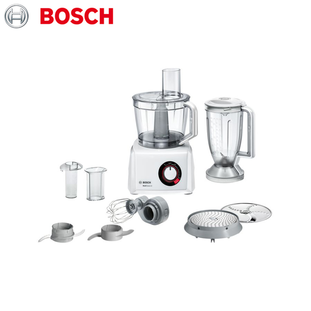 Фото - Food Processors Bosch MC812W501 home kitchen appliances machine tools automatic cooking assistant stainless steel spiral coil reverse screw knife pendulum kitchen cooking tools