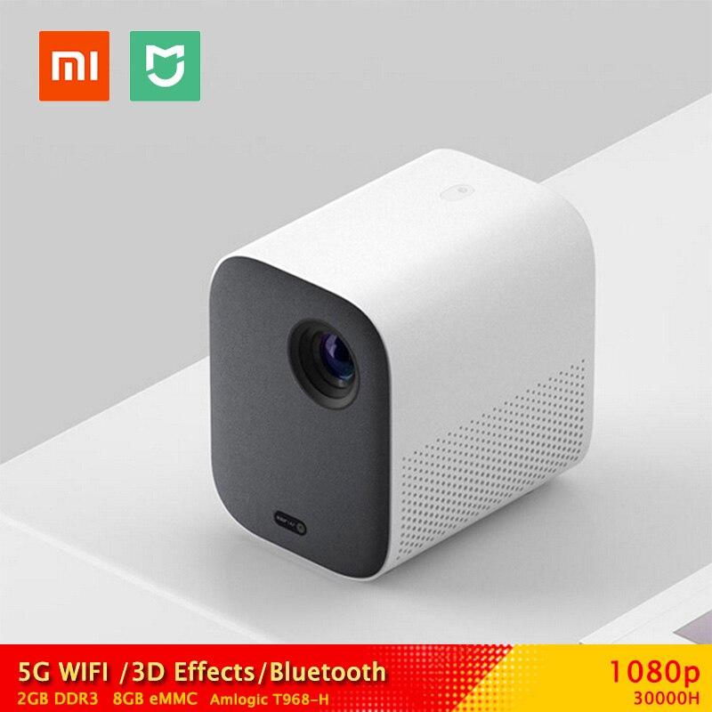 Mijia MJJGTYDS02FM Projetor DLP Full HD 1080 P 30000 LED Vida bluetooth Wi-fi Para O Telefone Do Computador Música 3D Filme