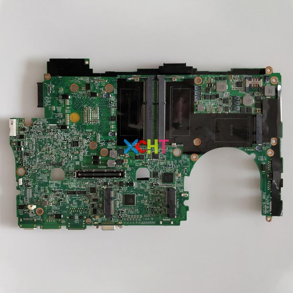 8YFGW 08YFGW CN 08YFGW PGA989 DDR3 for Dell Precision M4600 NoteBook PC Laptop Motherboard Mainboard Tested in Laptop Motherboard from Computer Office