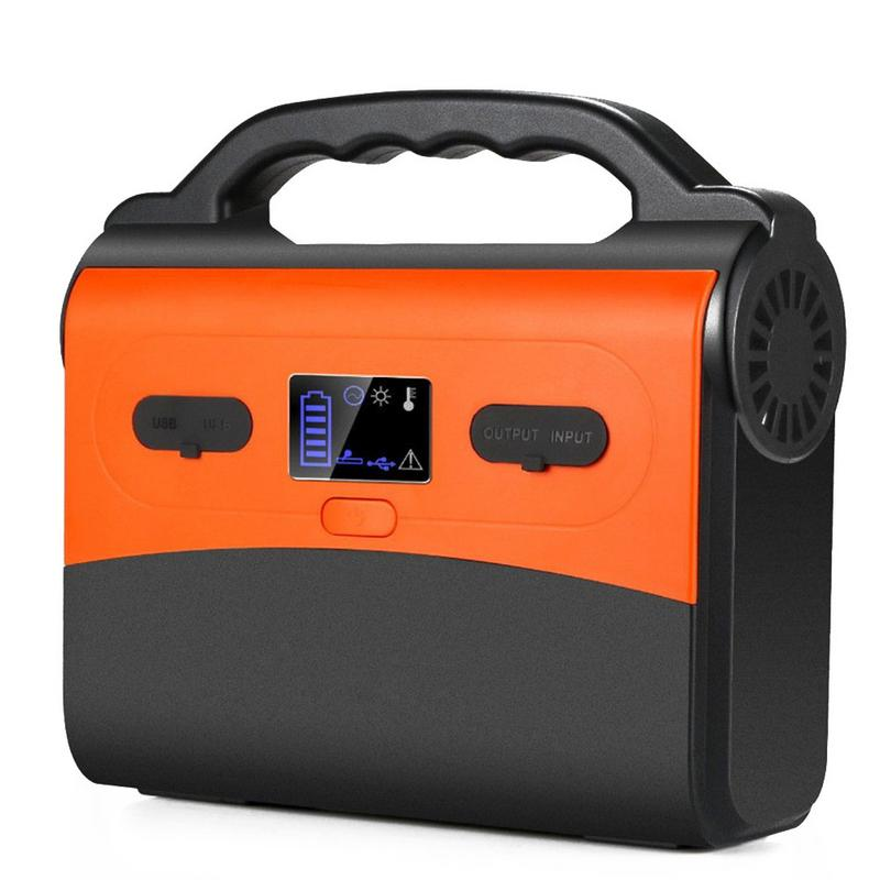 Multi function Portable Energy Storage Power Supply Inverter Power Supply Car Portable Battery Pack Home Camping Power Storage
