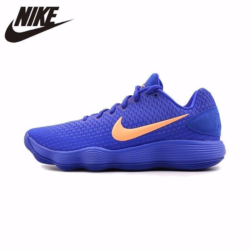 NIKE D'origine Hyperdunk HD17 Bas basketball pour hommes Chaussures Respirant Léger Sneakers En Plein Air Chaussures De Sport #897637