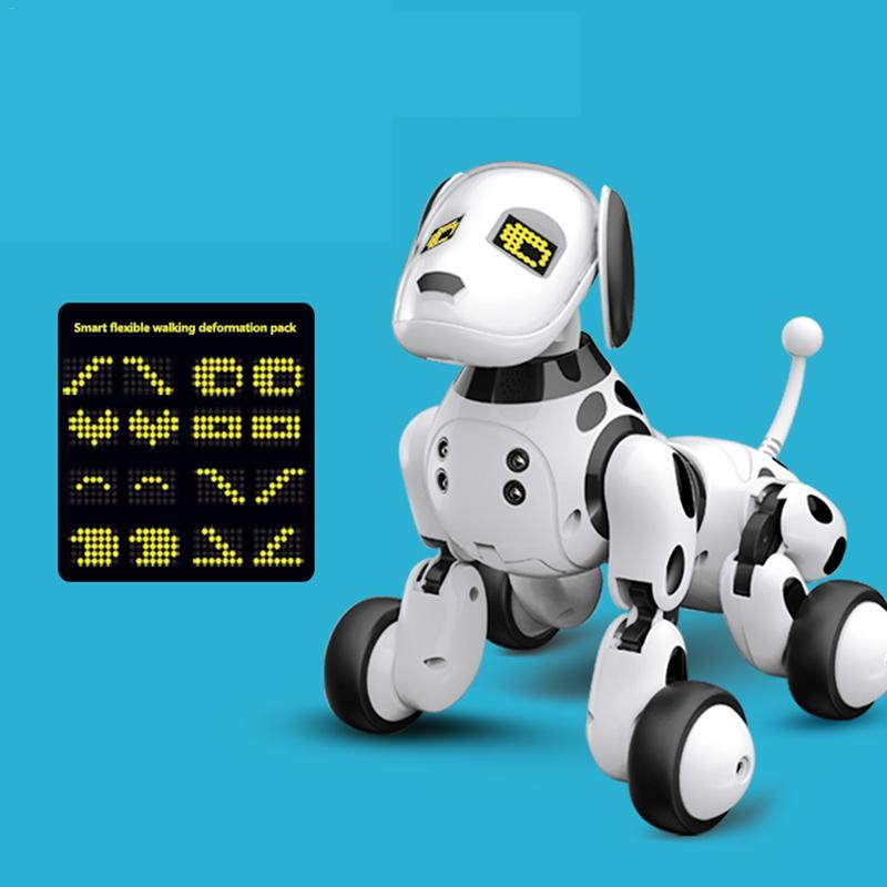 9007A Sans Fil Télécommande Intelligente Robot Chien Enfants Jouets Intelligents Parler Chien Robot Animal Électronique Jouet Cadeau D'anniversaire - 6