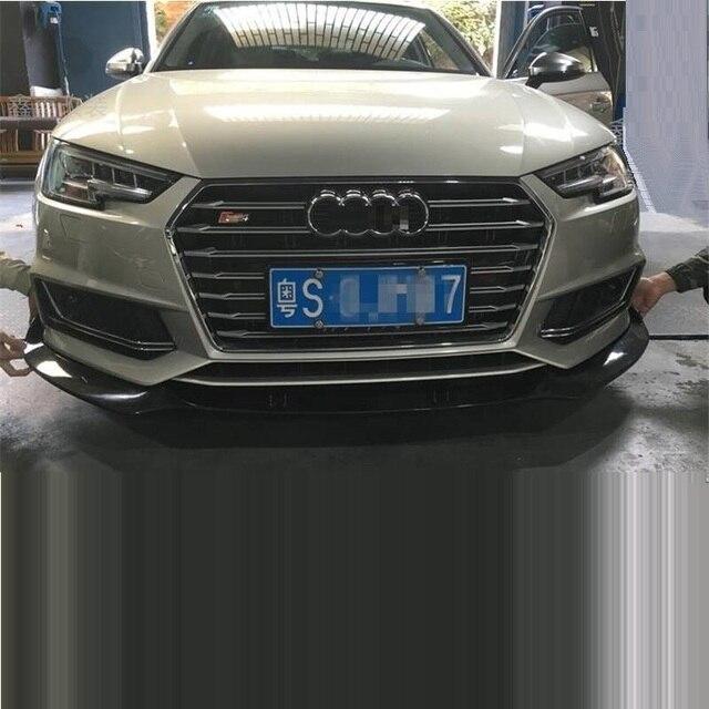 Coche Car Style Bumper Sticker Molding Parachoques Auto Car-styling Protector Anticollision Adhesive 09 13 17 18 FOR Audi A4L