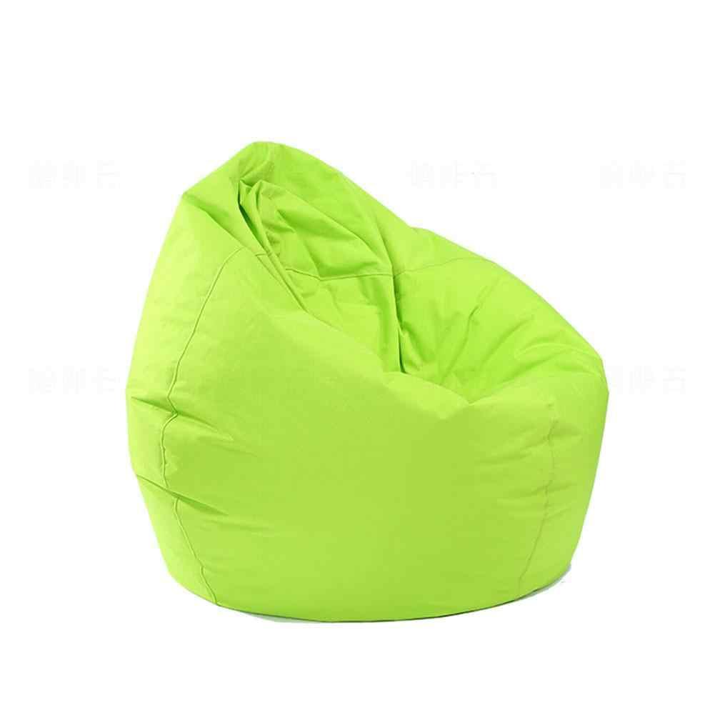 Кресло мешок диван крышка стулья для отдыха переносной мягкий стульчик набор мебель для гостиной без заполнения Beanbag кровати ленивое сиденье