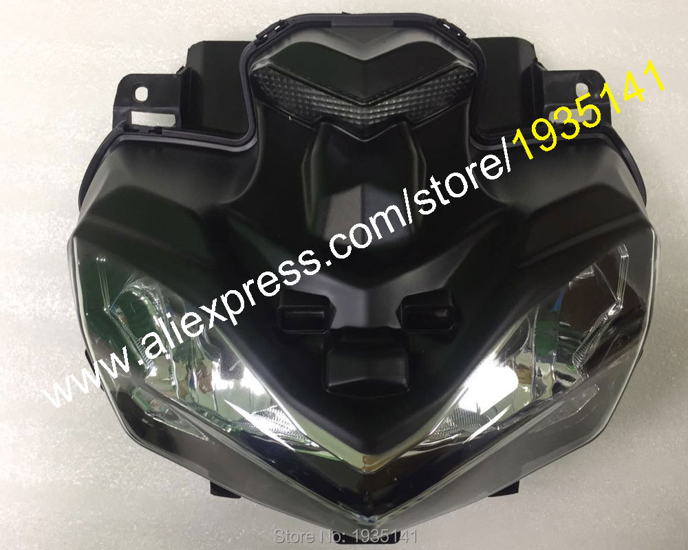 Headlight Headlamp For Kawasaki Z900 2017 2018 2019 Z 900 17 18 19 Z 900 Head Front Light Lamp Aftermarket Accessories|  - title=
