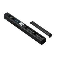IScan Mini Scanner Portable de documents, Format A4, Scanner de livres, Format JPG et PDF, 300/600/900 DPI pour numériser des documents