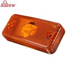 1 шт. Поворотная сигнальная лампа боковой габаритный светильник оранжевый линзы влево или вправо для IVECO Ежедневно