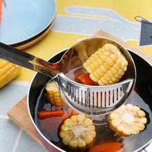 2 в 1 ложка для супа с Фильтр Дуршлаг круглая ложечка из нержавеющей стали ложка с длинной ручкой кухонные принадлежности