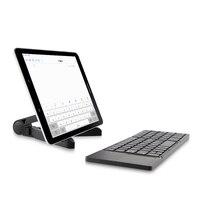 Twice folding wireless Bluetooth Keyboard For Samsung Galaxy Tab A 8.0 SM T350 T355 T380 T385 P350 Tablet TouchPad keyboard case