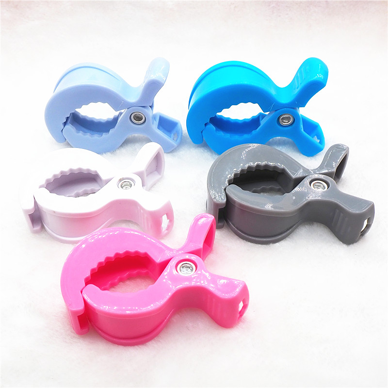 Chengkai 1PC Baby Dummy Pacifier Hook Clips Baby Shower Teether Toy Attach To Car Seat Handles Stroller Playpen Blanket Clips