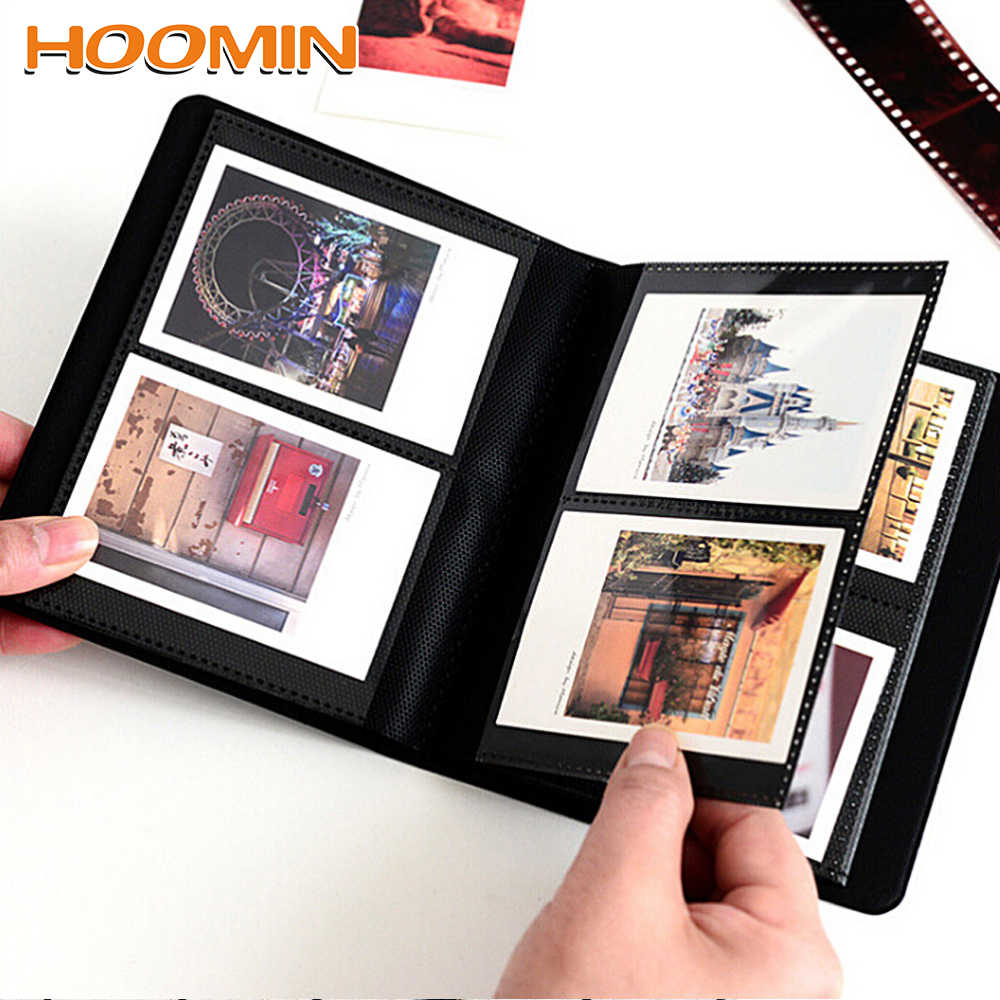 64 Pockets Polaroid Photo Albums Mini Instant Picture Case Storage For Fujifilm Instax Mini Film 8 3 inch Photography Albums