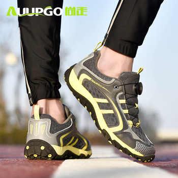 Auupgo Cycling Shoes Non-Lock Road Bike MTB Mountain Bike Sneakers Breathable Men Women Ultralight Non-Slip sports shoes