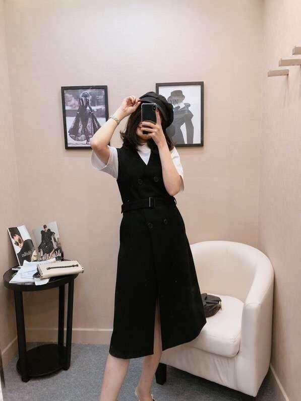 Style Femmes Wd01432 Printemps Européenne Nouvelle 2019 Marque Robe Partie Luxe De Design Mode a4qwxS