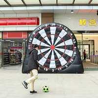 3 метра огромный надувной футбольный мяч дартс доска Спорт на открытом воздухе игры футбол игрушки надувная мишень для дротиков игра с возд