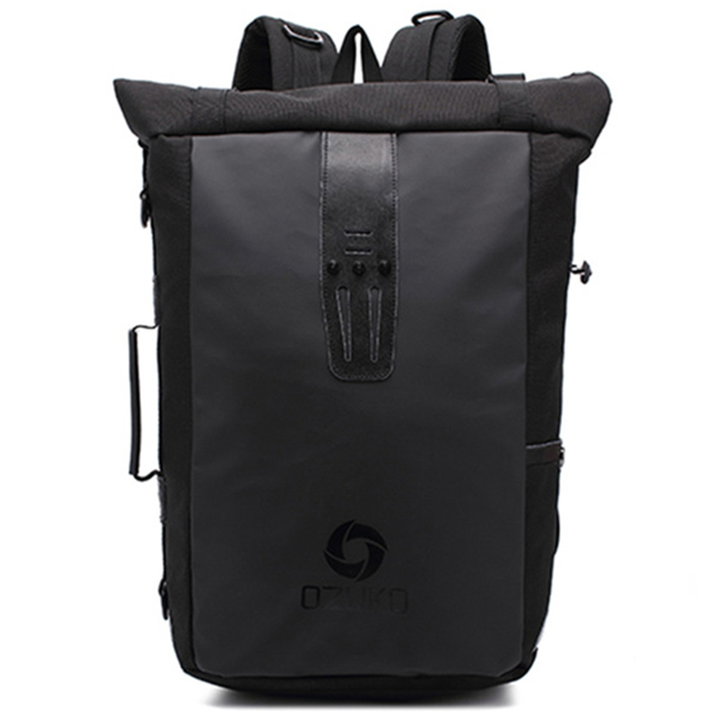OZUKO 20-35L Multifunctional Fashion Backpack Creative Casual Trend Backpack Travel BagOZUKO 20-35L Multifunctional Fashion Backpack Creative Casual Trend Backpack Travel Bag