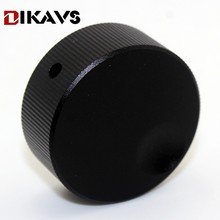 High Quality Aluminum Knob 26*15mm D Shaft Audio Knob Potentiometer Knob