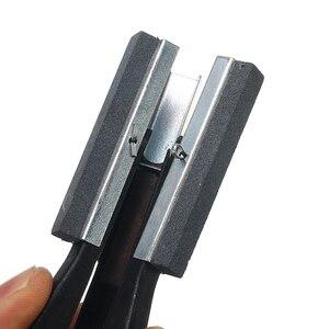 Image 4 - 19mm   62mm Auto Motor Zylinder Bremse Honen Stein 3 Backe Einstellbar Bohrung Schärfen Stahl Flexible Welle Honen werkzeug
