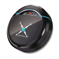 Auto Vacuum Cleaner Robot Cleaning Home Automatic Mop Dust Clean Sweep