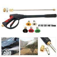 1pc High Pressure Washer For Car Cleaning Tools Sprinkler Car Washer Fast Sector Nozzle For Auto Washing Cleaner Washing Wash