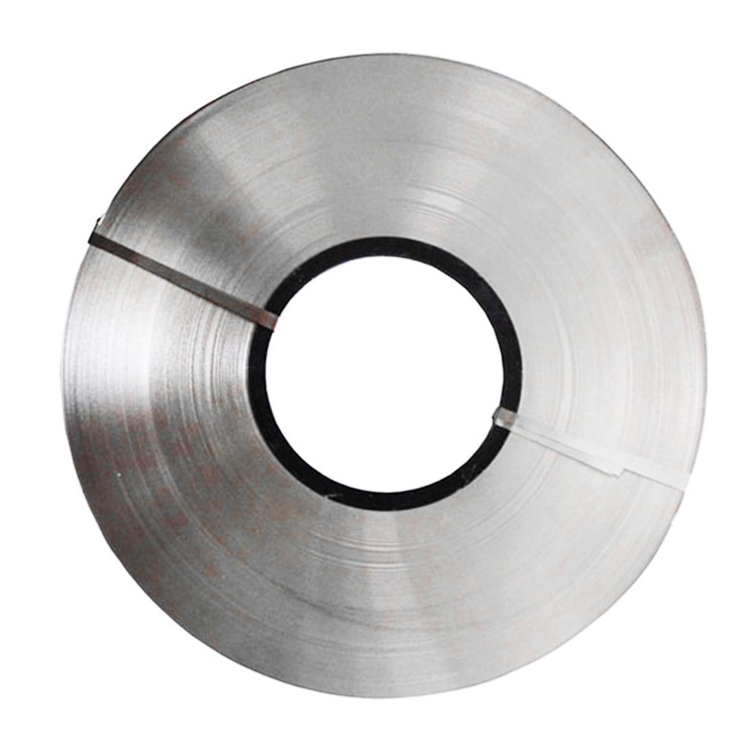 Nickel Strip Tape 8Mm X 0.1Mm Ni Plate Nickel Strip Tape Length for Li 18650 Battery Spot Welding Nickel Strips Battery Nickel Strip