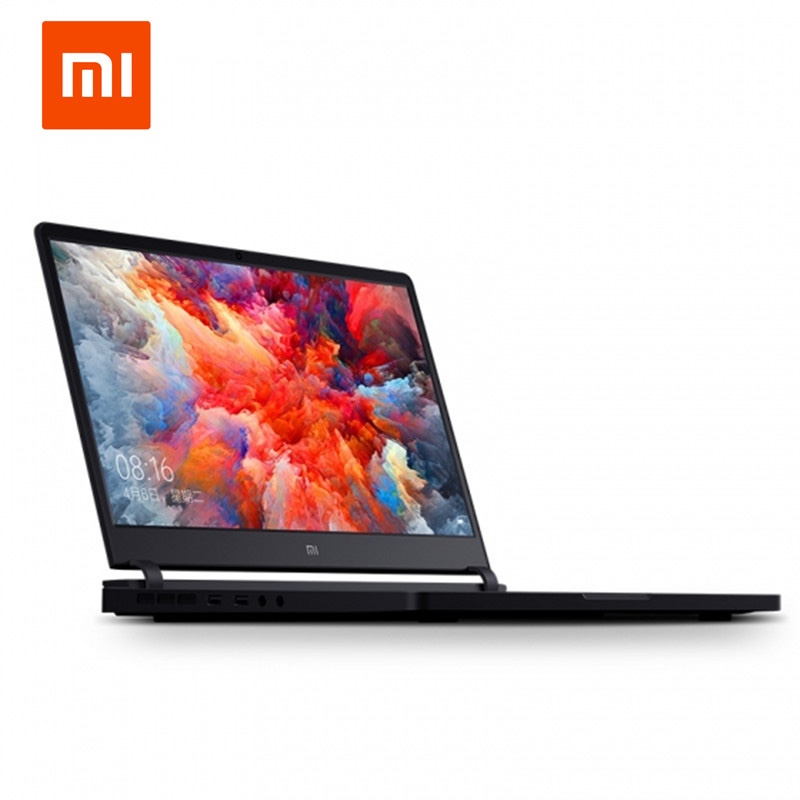 Original Xiaomi Gaming Laptop Intel Core Intel I7-7700HQ GTX 1060 8G 1T 128G SSD 15.6inch Mi Notebook