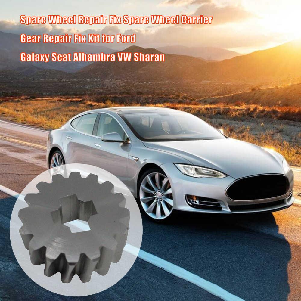 Автомобильные аксессуары ремонт починка запасного колеса запасные колеса Перевозчик передач ремонт починка комплект для Ford Galaxy Seat Alhambra VW Sharan