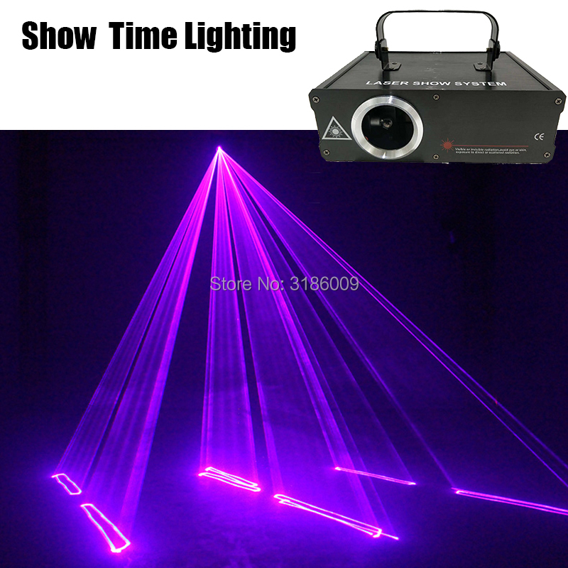 Disco Light Laser 500mw RGB Laser Party Dmx Light Use For Home Party DJ Stage Lighting KTV Show Laser