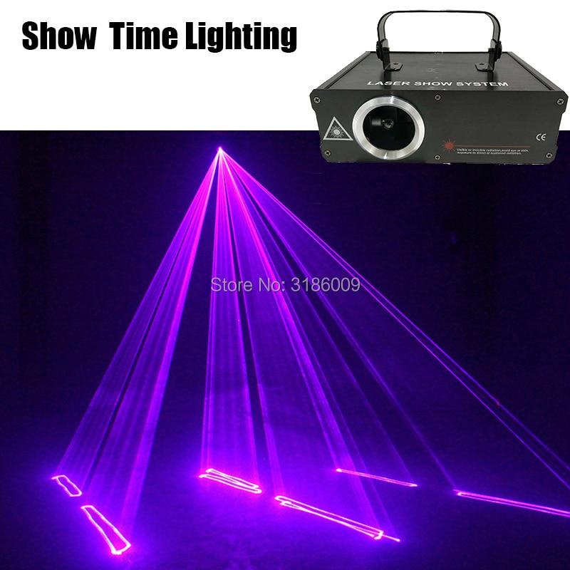 Disco Light Laser 500mw RGB Laser Party Dmx Light Use For Home Party DJ Stage Lighting KTV Show Laser